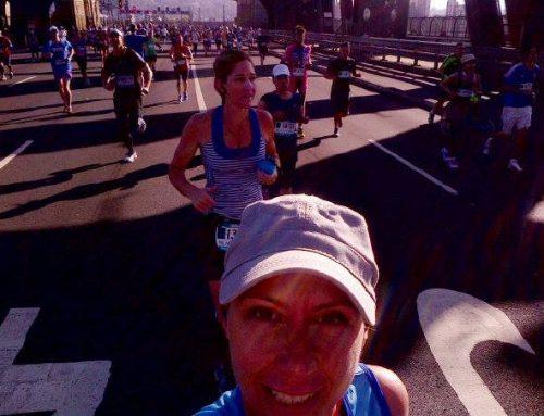 Kathrin's Australian marathon